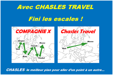 Chasles Travel